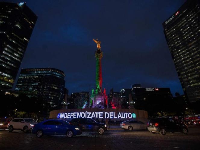 El uso de la bicicleta como opción de movilidad es seguro, saludable y sostenible para la Ciudad de México. Foto: Ernesto Méndez